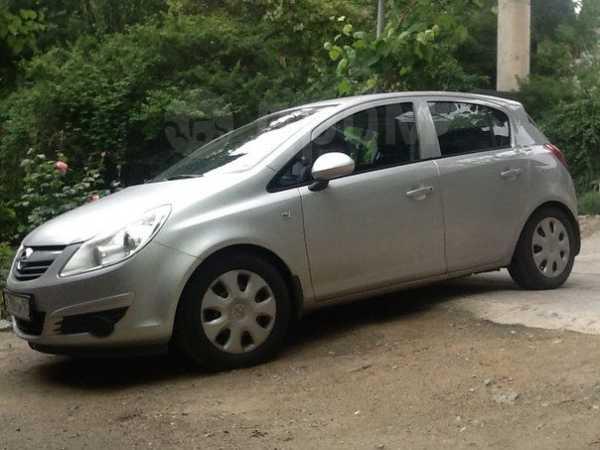Opel Corsa, 2008 год, 320 000 руб.