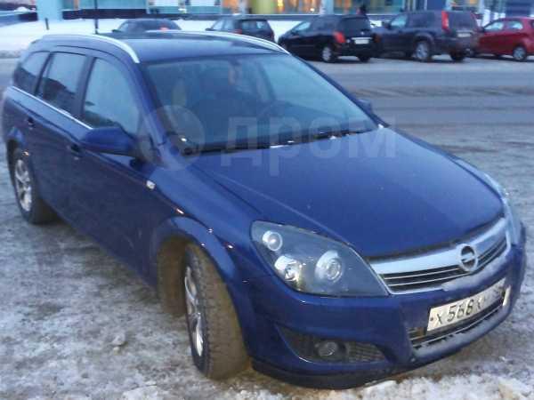 Opel Astra, 2007 год, 340 000 руб.