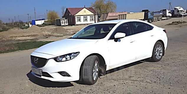Mazda Mazda6, 2013 год, 900 000 руб.