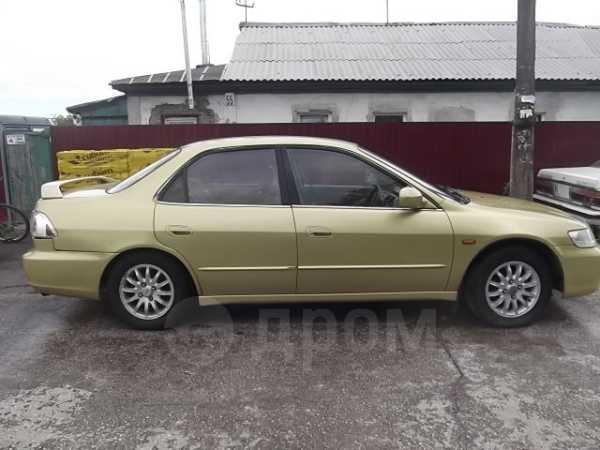 Honda Accord, 2000 год, 155 000 руб.