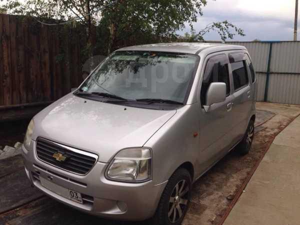 Chevrolet MW, 2001 год, 250 000 руб.