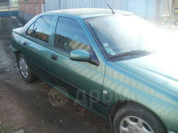 Peugeot 406, 2000 год, 190 000 руб.