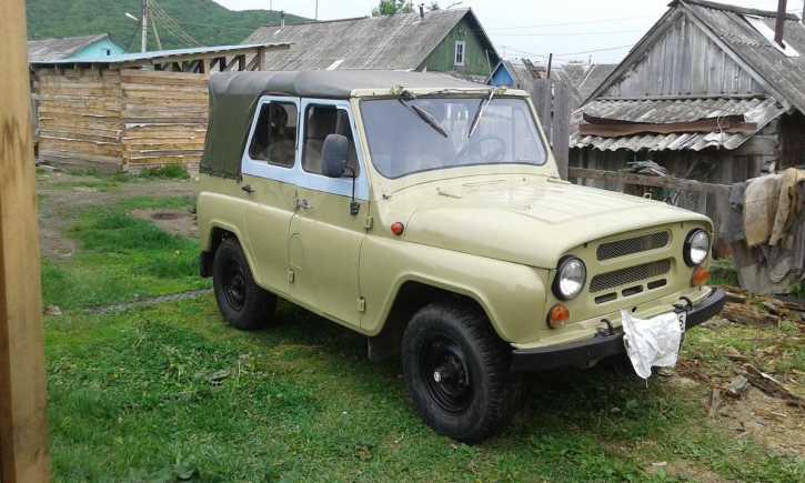 УАЗ 3151, 1988 год, 160 000 руб.