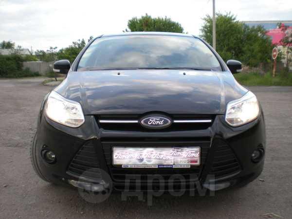 Ford Focus, 2011 год, 550 000 руб.