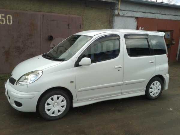 Toyota Funcargo, 2005 год, 285 000 руб.