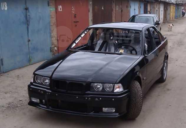 BMW 3-Series, 1995 год, 528 246 руб.