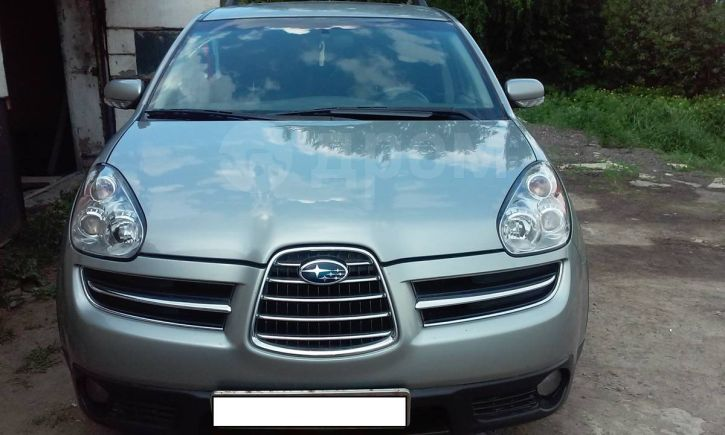 Subaru Tribeca, 2005 год, 560 000 руб.