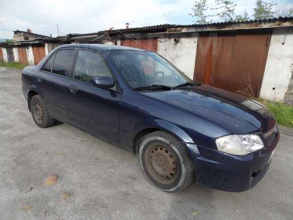 Mazda Protege, 2000 год, 160 000 руб.