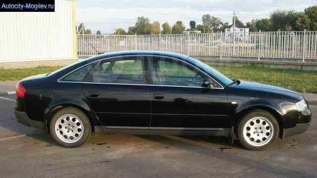 Audi A6, 2003 год, 500 000 руб.