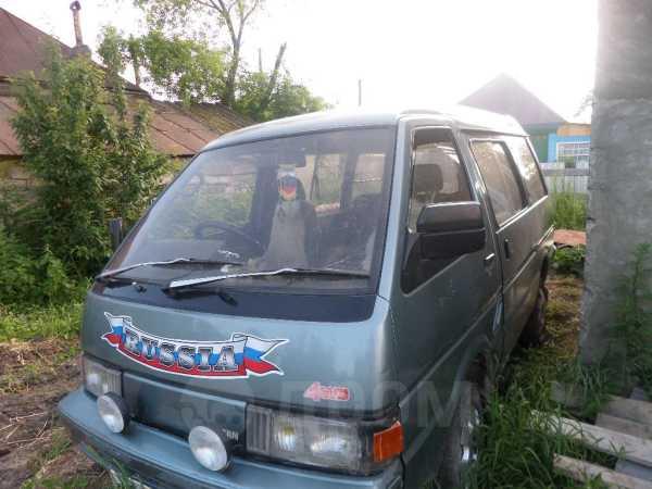 Nissan Vanette, 1990 год, 80 000 руб.