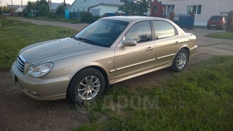 Hyundai Sonata, 2005 год, 100 000 руб.
