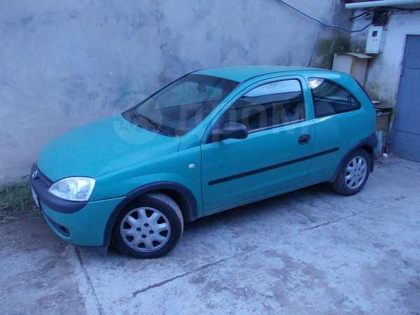 Opel Corsa, 2001 год, 170 000 руб.