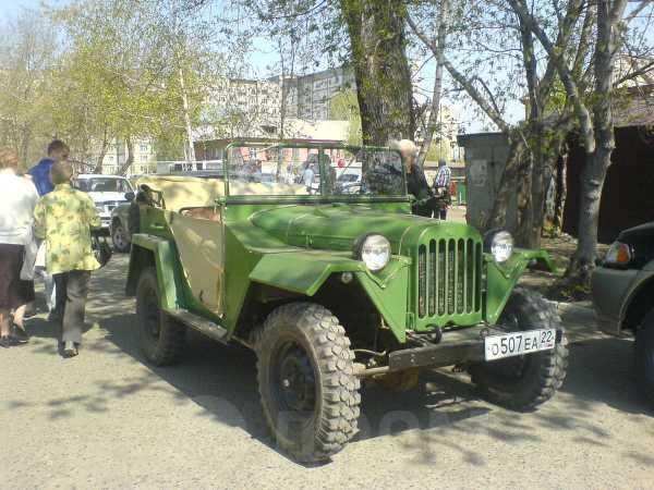 ГАЗ 67, 1947 год, 750 000 руб.
