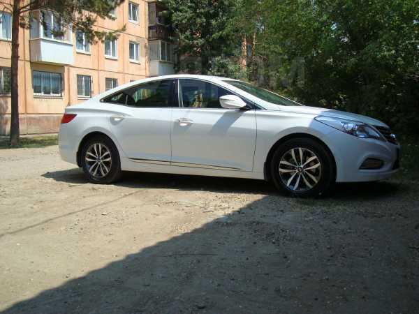 Hyundai Grandeur, 2013 год, 1 199 000 руб.