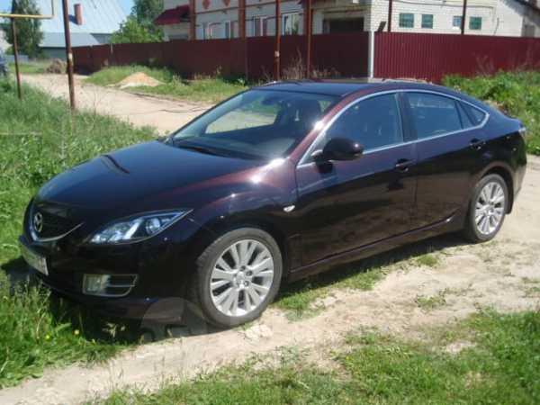 Mazda Mazda6, 2008 год, 585 000 руб.