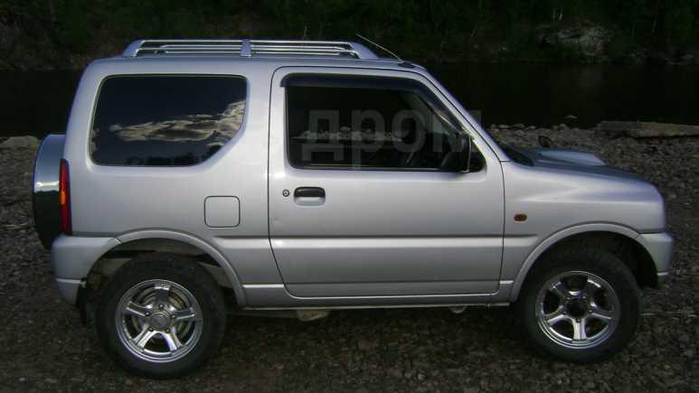 Suzuki Jimny, 2003 год, 310 000 руб.