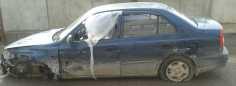 Hyundai Accent, 2008 год, 115 000 руб.