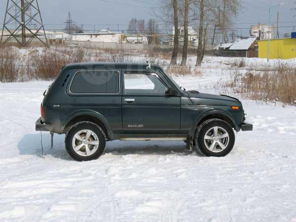 Лада 4x4 2121 Нива, 2008 год, 210 000 руб.