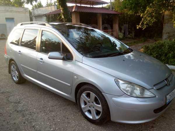 Peugeot 307, 2002 год, 260 000 руб.