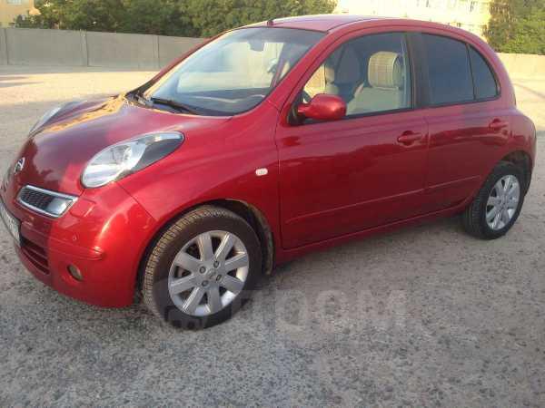 Nissan Micra, 2008 год, 440 000 руб.