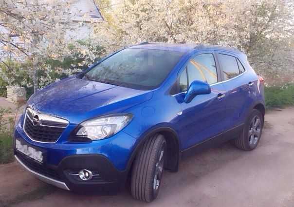 Opel Mokka, 2014 год, 975 000 руб.
