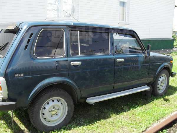 Лада 4x4 2131 Нива, 2002 год, 105 000 руб.