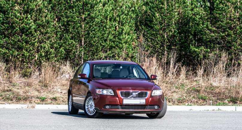 Volvo S40, 2008 год, 614 000 руб.