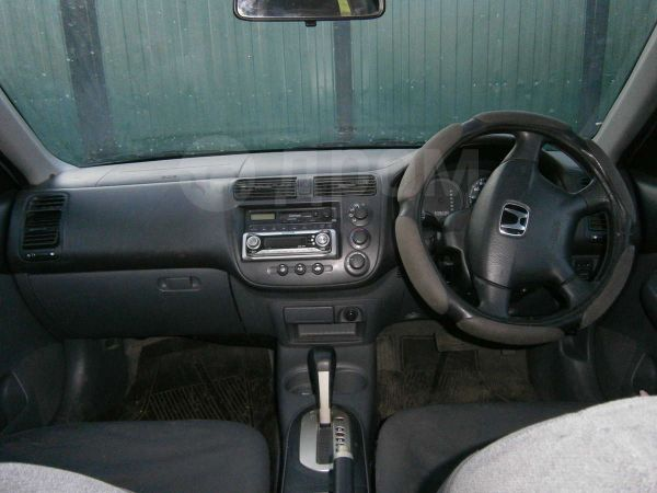 Honda Civic, 2001 год, 125 000 руб.