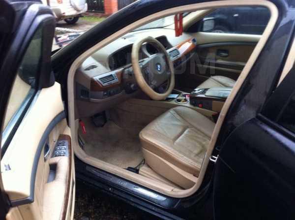BMW 7-Series, 2003 год, 540 000 руб.