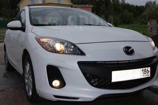 Mazda Mazda3, 2012 год, 690 000 руб.