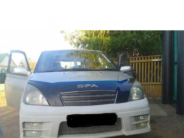 Toyota Opa, 2001 год, 275 000 руб.