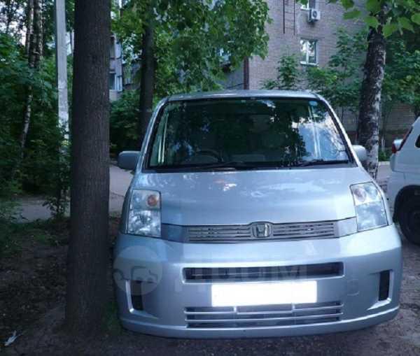 Honda Mobilio, 2007 год, 310 000 руб.