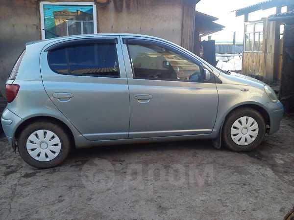 Toyota Vitz, 2004 год, 230 000 руб.
