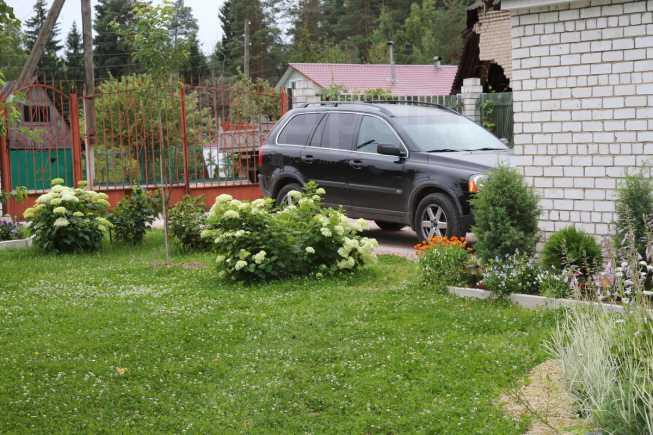 Volvo XC90, 2002 год, 444 000 руб.