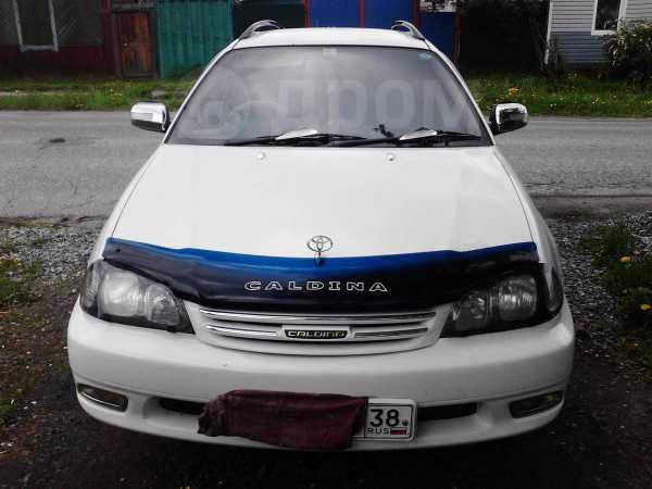 Toyota Caldina, 2000 год, 295 000 руб.