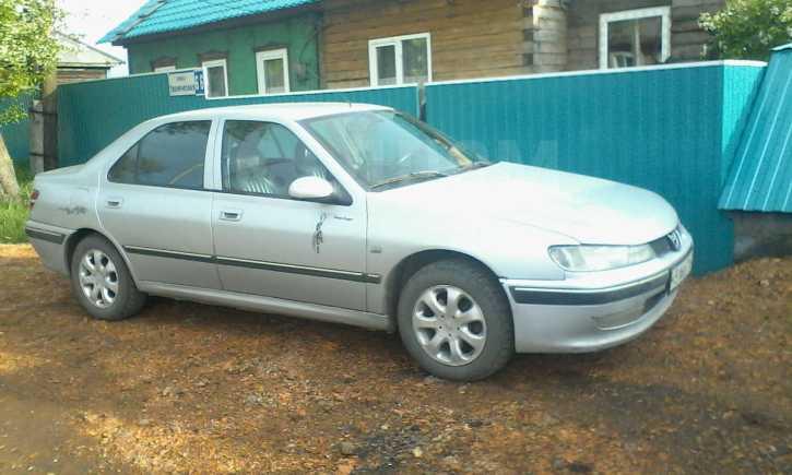 Peugeot 406, 1999 год, 200 000 руб.