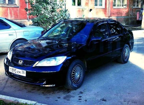 Honda Civic, 2003 год, 340 000 руб.