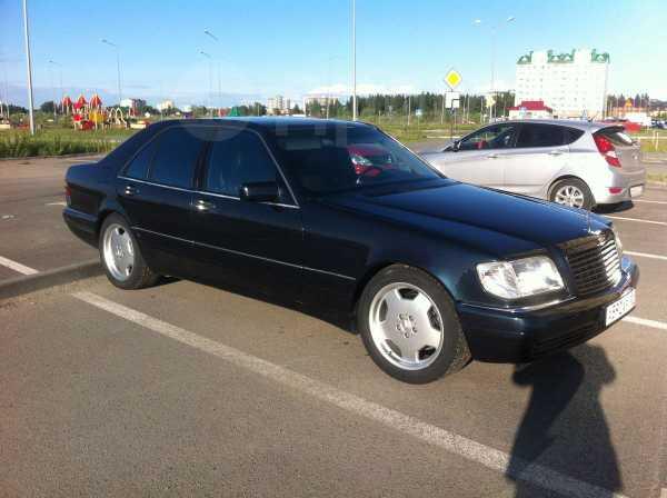 Mercedes-Benz S-Class, 1997 год, 550 000 руб.