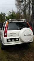 Honda CR-V, 2002 год, 540 000 руб.
