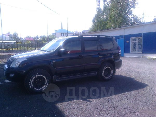 Toyota Land Cruiser Prado, 2007 год, 1 350 000 руб.