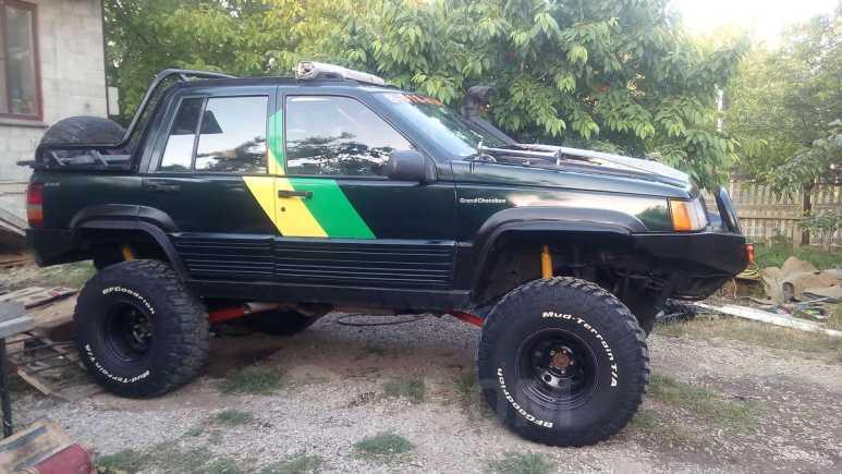 Jeep Grand Cherokee, 1993 год, 300 000 руб.