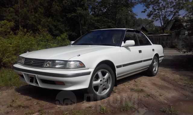 Toyota Mark II, 1991 год, 125 000 руб.
