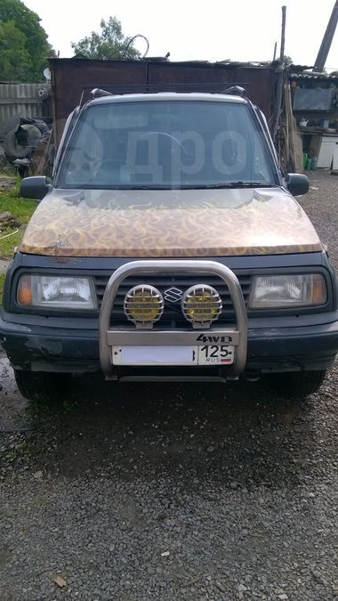 Suzuki Escudo, 1991 год, 50 000 руб.