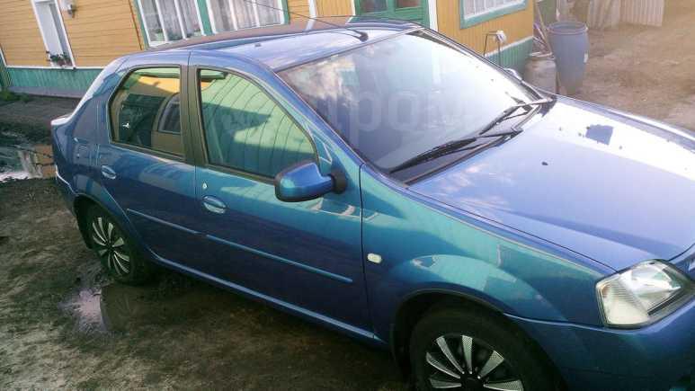 Renault Logan, 2007 год, 290 000 руб.