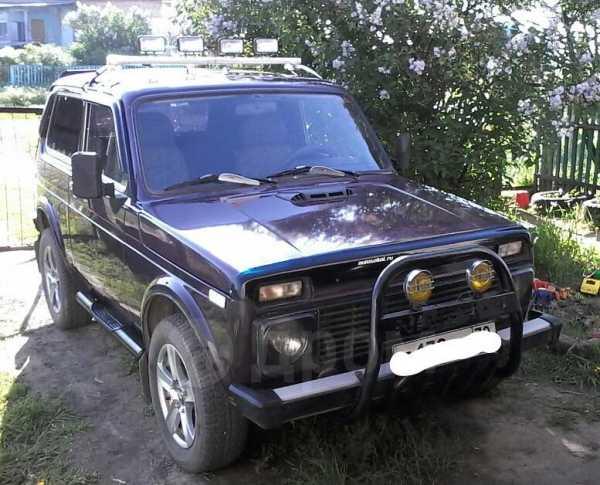 Лада 4x4 2121 Нива, 2001 год, 170 000 руб.