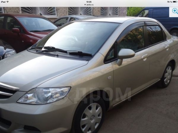Honda Fit Aria, 2007 год, 375 000 руб.