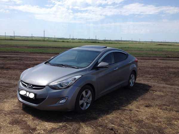 Hyundai Avante, 2011 год, 600 000 руб.