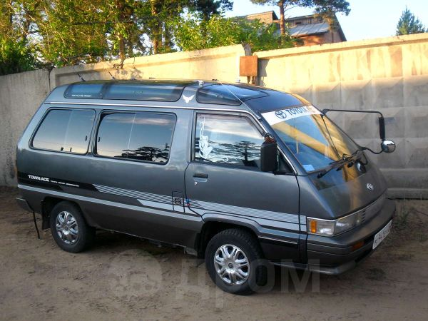 Toyota Town Ace, 1990 год, 180 000 руб.
