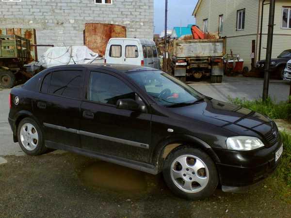 Opel Astra, 2000 год, 250 000 руб.