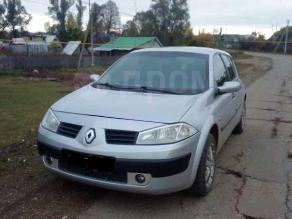 Renault Megane, 2003 год, 150 000 руб.